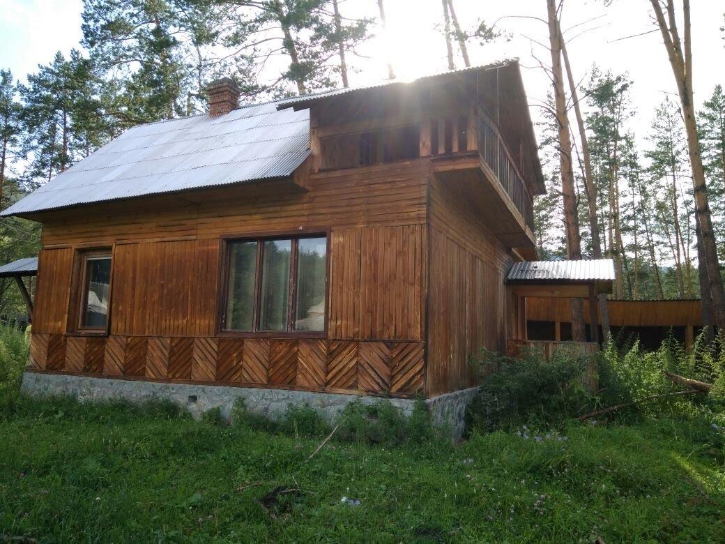 Дом с участком 20 соток в с. Аскат