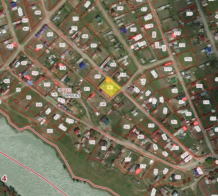 Дом 78м2 с земельным участком 14,3 соток в с. Чемал