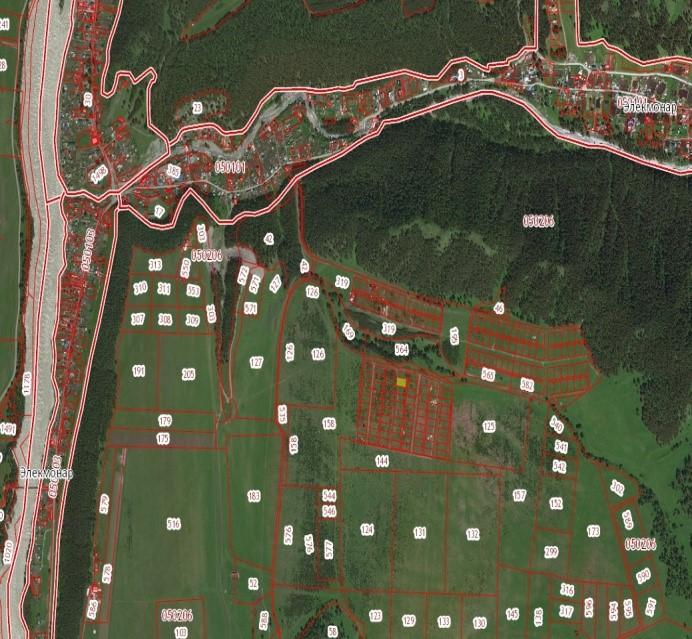 Земельный  участок (ИЖС), 10 соток в с. Элекмонар