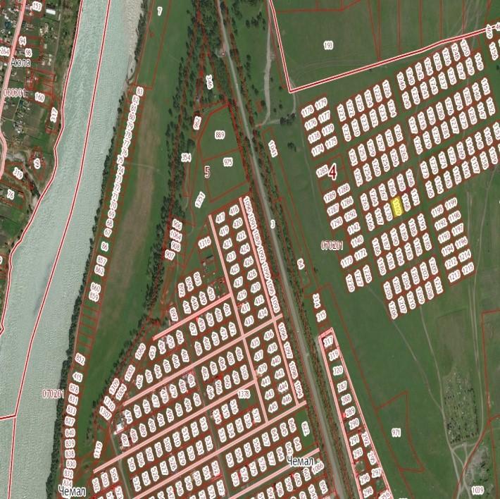Земельный  участок (ИЖС), 12 соток в с. Толгоек