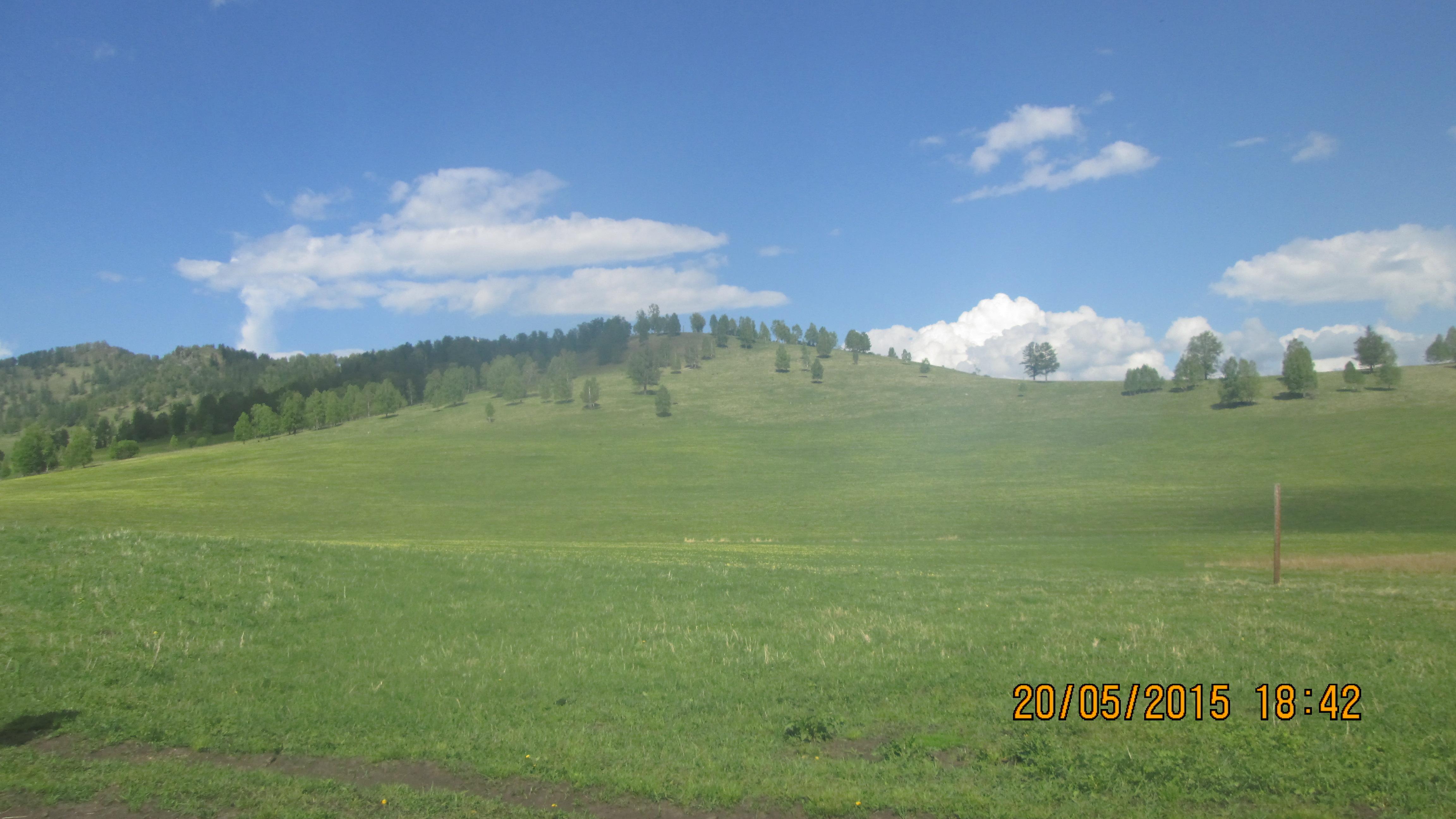 Продается земельный участок с Верх-Анос 9,1 га