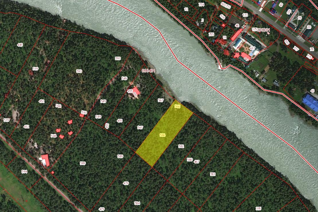 Земельный участок берег р.Катунь