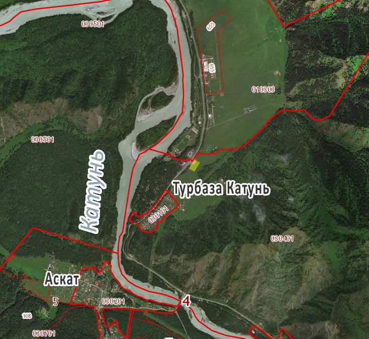 Земельный участок 30 соток, с.Катунь на против турбазы Турсиб