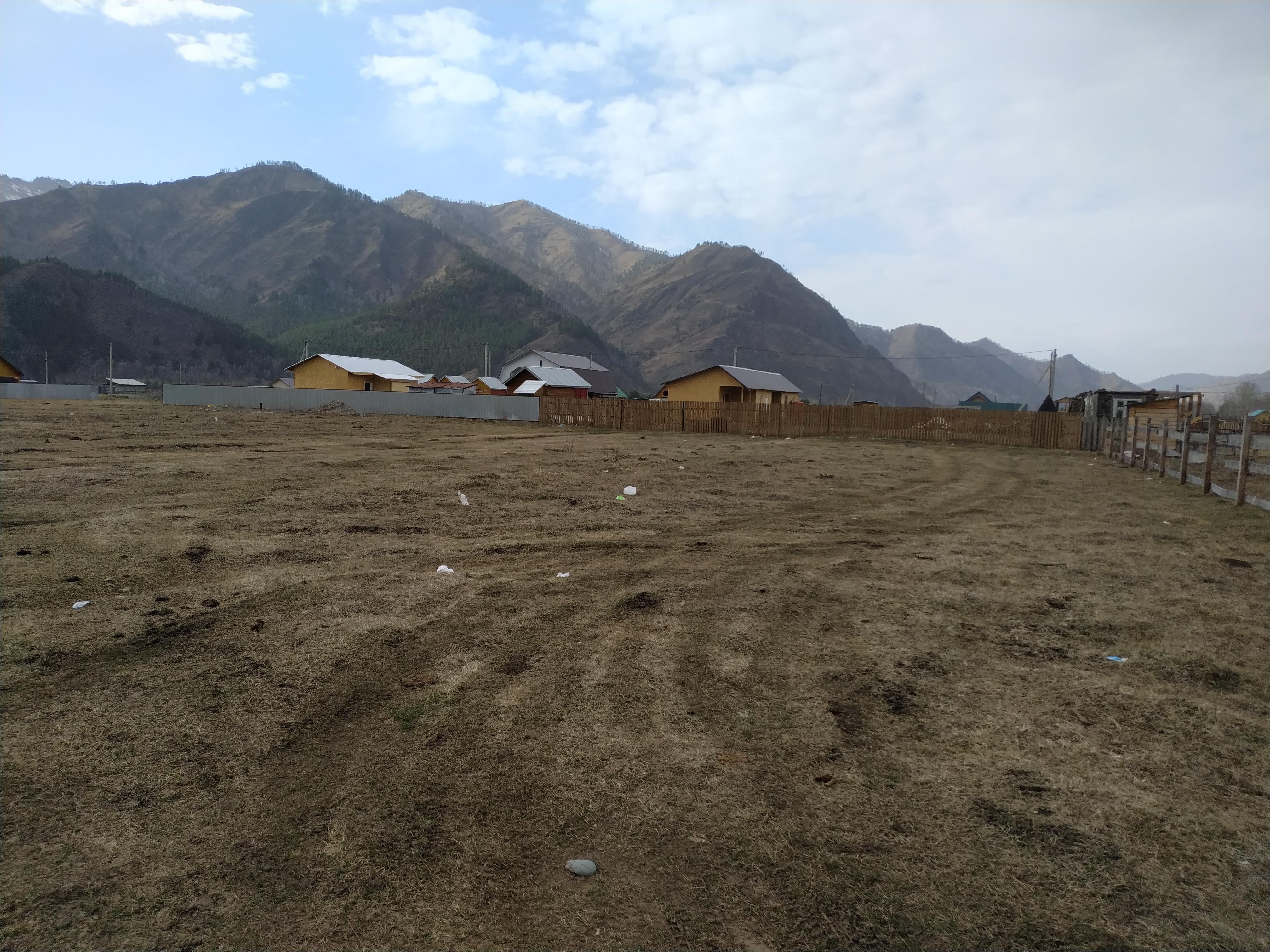 Участок 24 сотки в Чемале